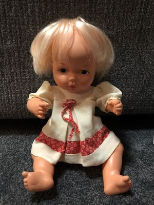 Vintage 1970's Doll. 14 in for Sale in MENTOR ON THE, OH