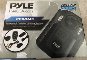 HD Body Camera with remote (new in box) for Sale in Las Vegas, NV