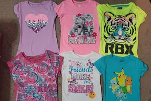 44 piece lot of Girl's clothing Size 6 mostly for Sale in Cypress Gardens, FL