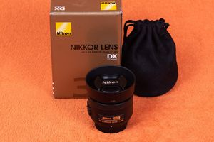Nikon 35mm f/1.8 Prime Lens for Sale in Glendale, AZ