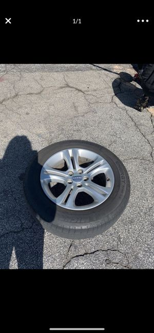 Dodge Charger 4 rims for Sale in Fairburn, GA
