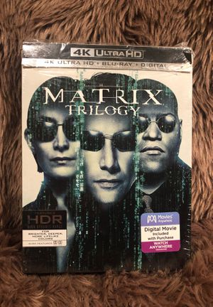 Matrix trilogy for Sale in Anaheim, CA
