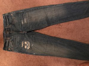 Custom Levi Pants Stitchwork for Sale in Cleveland, OH