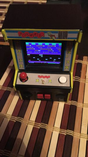 Frogger mini arcade game for Sale in Los Angeles, CA