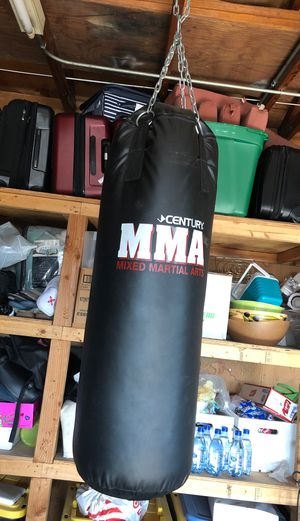 MMA or Boxing Punching Bag for Sale in Belmont, CA