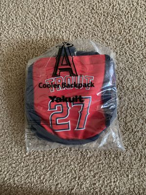 Angels Baseball Cooler Backpack for Sale in Garden Grove, CA