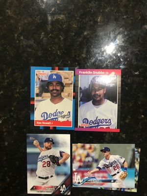 LA Dodgers Baseball Cards for Sale in Kissimmee, FL