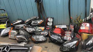 BMW, MERCEDES, LAND ROVER RANGE ROVER, JAGUAR, Parts headlights grilles radiators etc... for Sale in Portland, OR