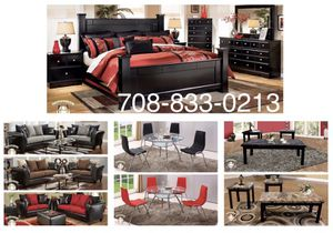 15pc Furniture for Your Entire Household! for Sale in Chicago, IL
