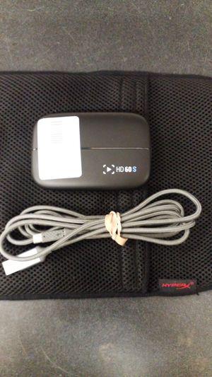 Elgato HD 60 S Capture Card for Sale in Aurora, IL