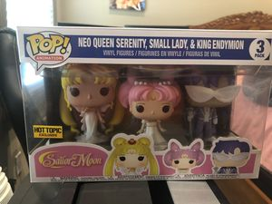 Sailor Moon 3 Pack for Sale in Montgomery, TX