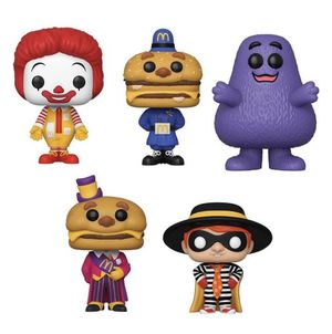 McDonald's Funko Pop! Set of 5 Preorder for Sale in Oak Ridge, NC