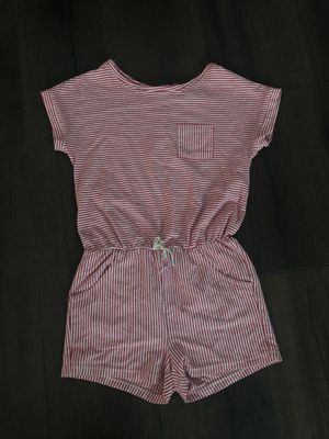 Red and White stripped Jump Suit for Sale in Shafter, CA