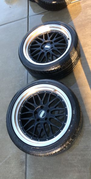 "BBS rims 19"" 5x120 for Sale in Manteca, CA"