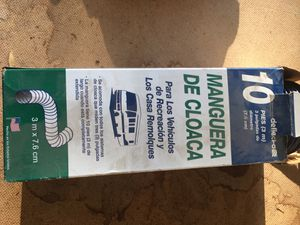 10' deflect- o Recreational vehicle sewer hose. for Sale in Phoenix, AZ