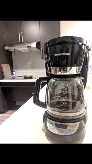 Black and Decker coffee maker for Sale in Cambridge, MA