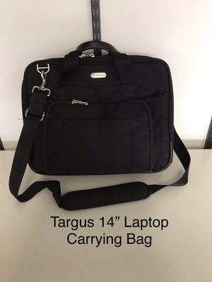 "Targus 14"" laptop carrying bag for Sale in Sylvester, GA"