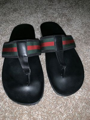 Gucci Sandals (gently used) for Sale in Atlanta, GA