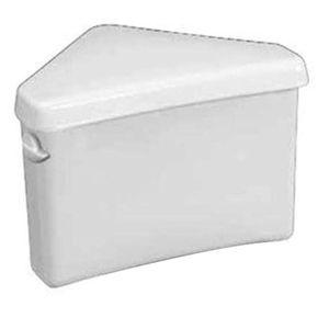 American Standard Triangle Cadet 3 1.6 GPF Single Flush Toilet Tank Only in White for Sale in Burnsville, MN