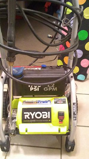 Ryobi Power Pressure Washer for Sale in Council Bluffs, IA