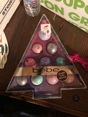 Christmas bath bombs for Sale in Anaheim, CA