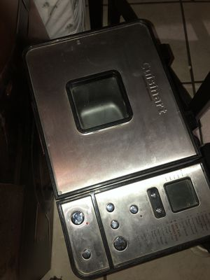 CUISINART CONVECTION BREAD MAKER for Sale in Los Angeles, CA