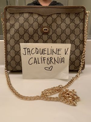 Authentic Gucci Pouch/crossbody bag for Sale in Oakley, CA