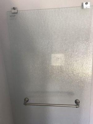Glass shower door for Sale in Visalia, CA