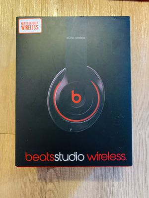 Beats studio wireless new Bluetooth headphones for Sale in Santee, CA