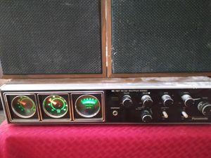 Panasonic Radio Receiver Model RE 7680 for Sale in Tulare, CA