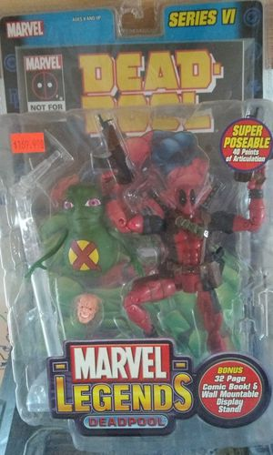 Marvel Legends Deadpool for Sale in San Antonio, TX