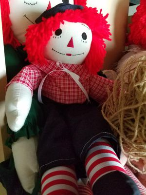 Raggedy Ann & Andy for Sale in Sylvania, OH