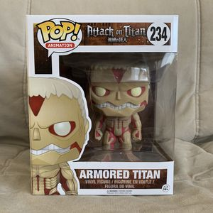 """Armored Titan 6"""" Funko POP! (#234) ***VAULTED*** for Sale in Oakley, CA"""