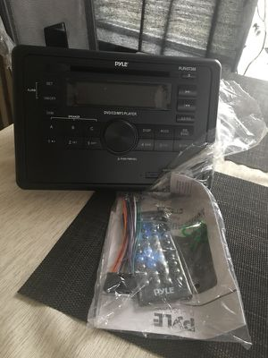 Pyle PLRVST300 DVD / CD / MP3 player for Sale in Chicago, IL