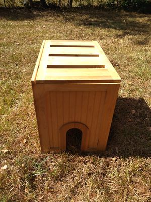 Cat Washroom Box for Sale in Montgomery, AL