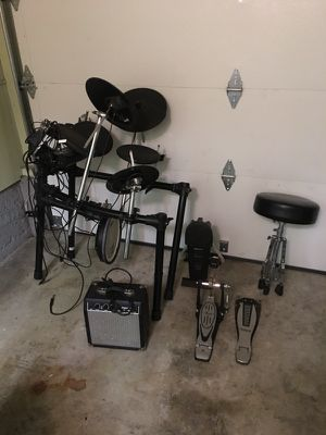 Drums set works good for Sale in Richmond, CA