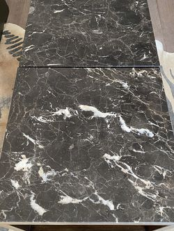 Two Marble Top Coffee Tables for Sale in Los Angeles,  CA