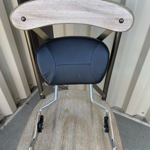 Harley Davidson Premium Detachables Backrest for Sale in Tracy, CA