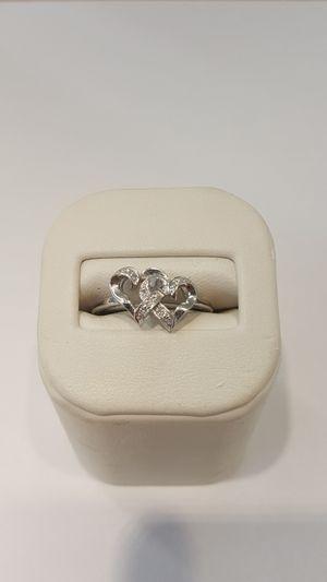 Heart shape ring for Sale in CARPENTERSVLE, IL