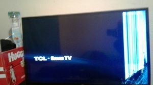 TCL Roku TV for Sale in Fresno, CA