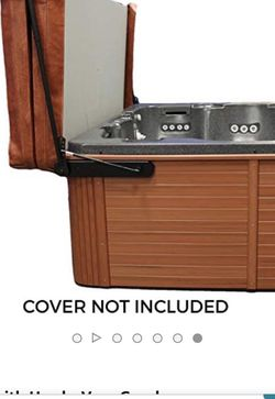 Spa ease Hydraulic Spa Cover Lift-cover Not Included for Sale in Orange,  CA