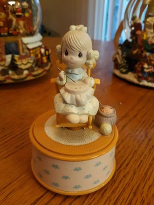 Precious Moments music box figurine for Sale in Madera, CA