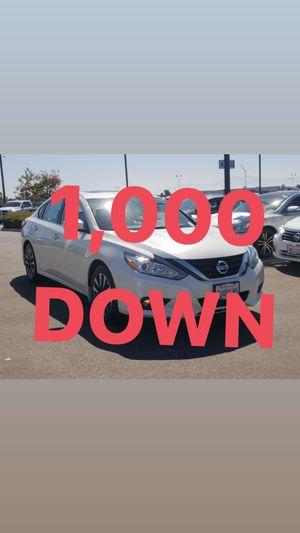 2016 Nissan Altima for Sale in Covina, CA