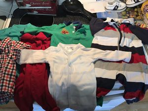 6 month lot Tommy Hilfiger .. Ralph Lauren.. carter's for Sale in Grand Rapids, MI