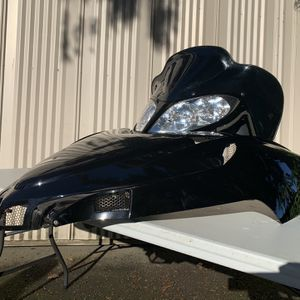 Arctic Cat M-Series OEM Hood, Headlight, Windshield for Sale in Maple Valley, WA