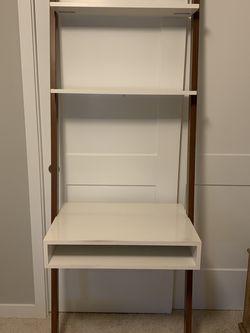 West Elm Ladder Shelf Desk for Sale in Lynnwood,  WA