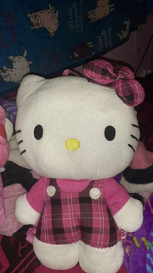 Hello kitty pink stripes 13inch for Sale in Houston, TX