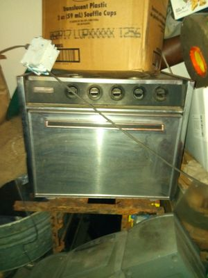 4 burner cooktop and stove for Sale in Shelton, WA