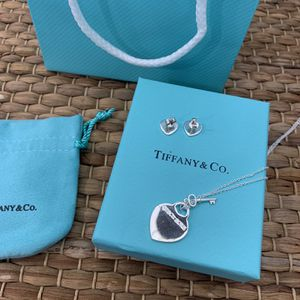 Tiffany & Co Set for Sale in Fontana, CA