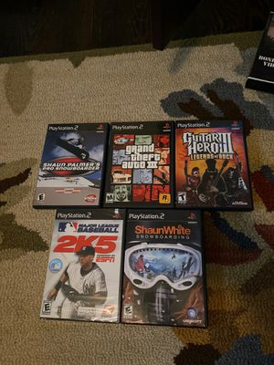 PlayStation 2 games for Sale in Wyckoff, NJ